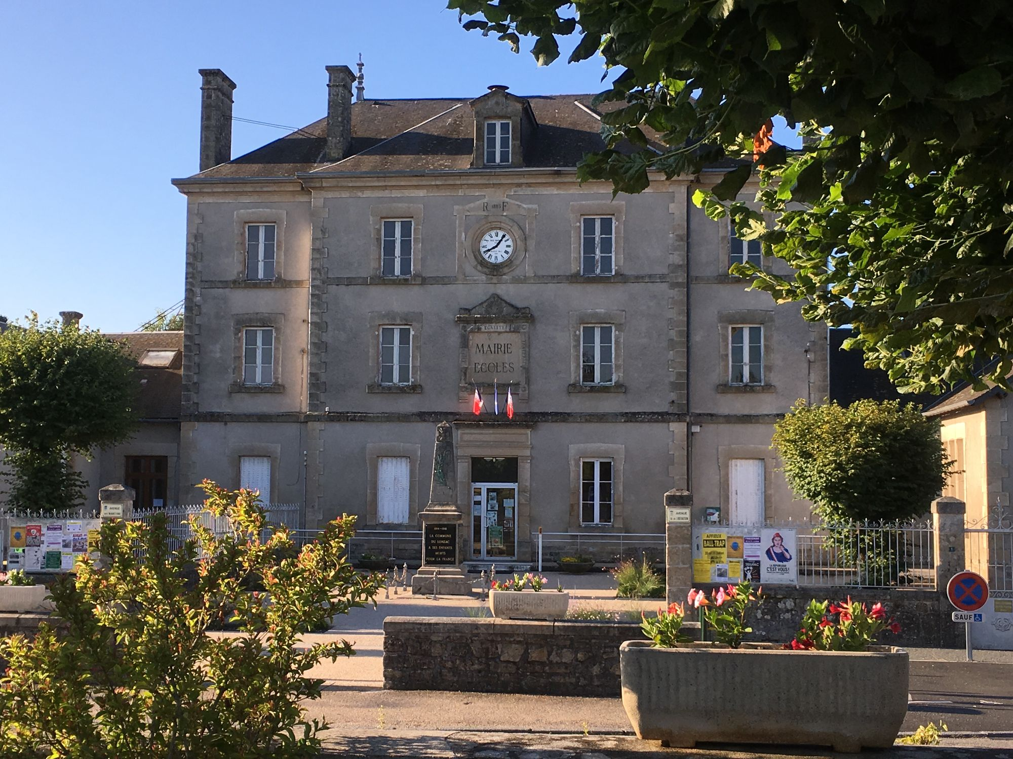Contact Mairie